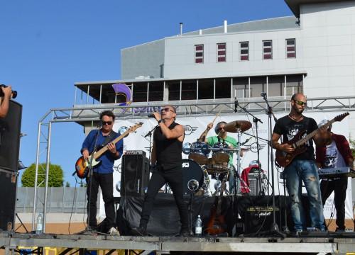 Concierto Fan Zone UD Las Palmas